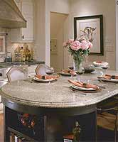 Granite Dining Table By Marcus